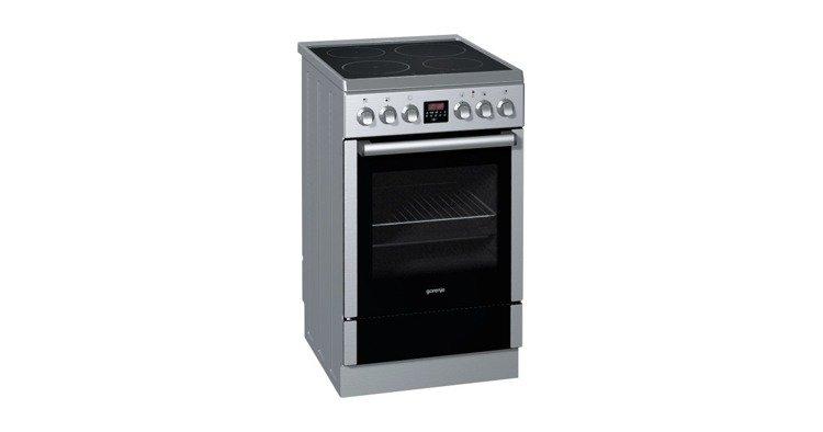 Kuchnia Elektryczna Z Płytą Indukcyjną Ei57337ax Agd