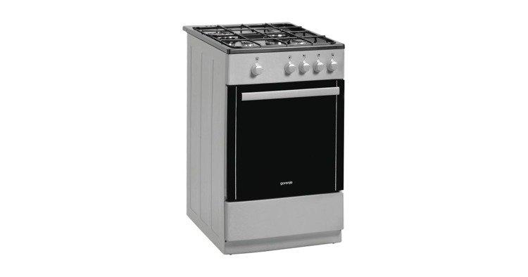 Kuchnia Gazowa Gorenje G51100ax Agd Wolnostojące Kuchnie
